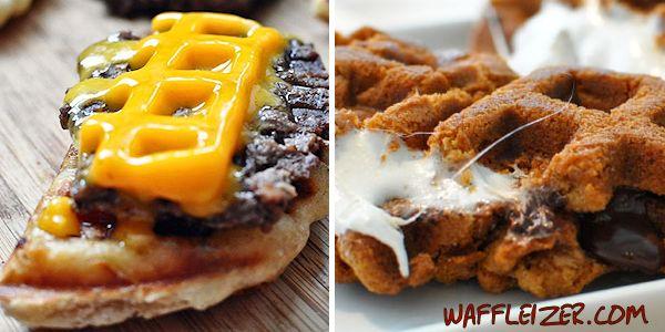 Waffleizer Recipes