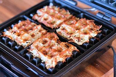 Waffle Iron Hash Browns Recipe