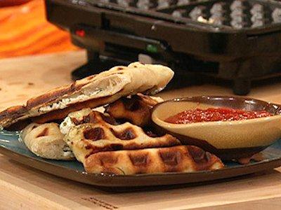 Waffle Calzones Recipe