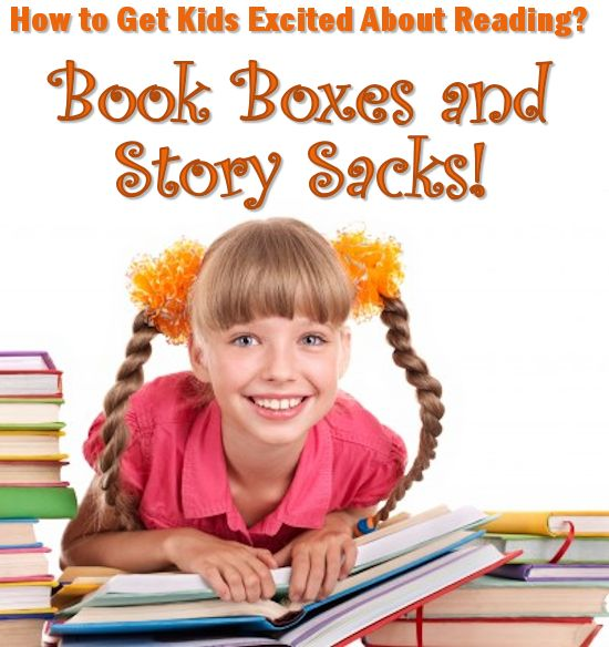 How to Make a Book Box or Story Sack