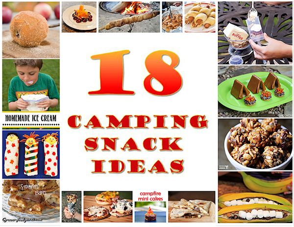 18 Camping Snacks to Make