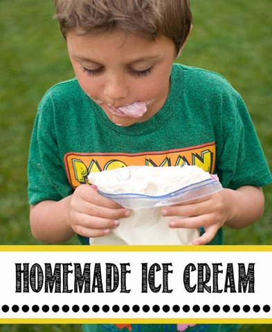 How to Make Plastic Bag Homemade Ice Cream