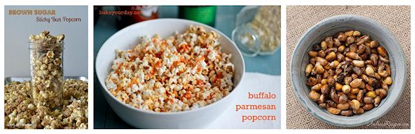 Tasty Popcorn Recipes