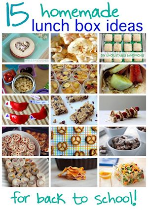 Creative School Lunch Ideas Mother S Home
