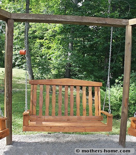 fire pit swing set as seen on pinterest mother 39 s home
