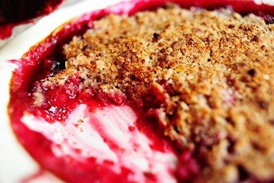 Raspberry Crisp