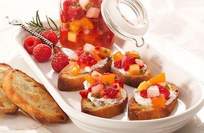 Raspberry Salsa