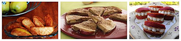 Cinnamon Apple Snacks