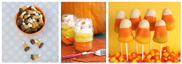 How to Make Candy Corn Recipes