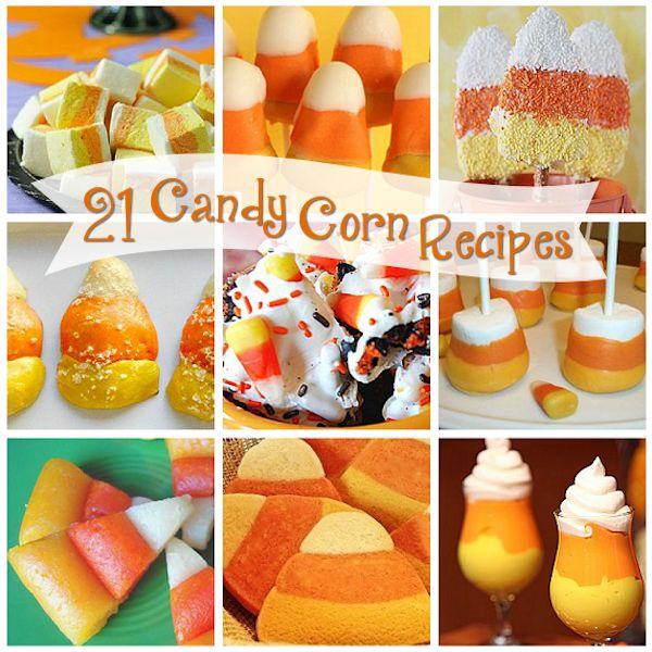 21 Candy Corn Recipes