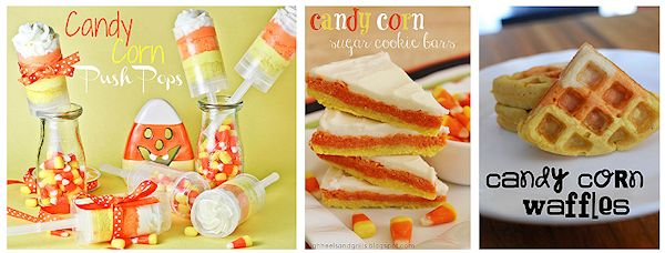 Recipes for Candy Corn