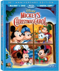 Mickey's Christmas Carol Movie