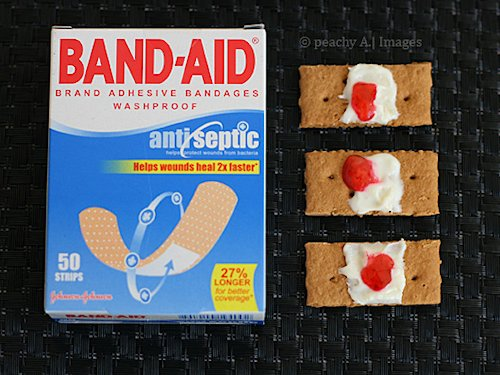 Used Band Aids Treat