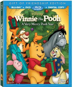 A Very Merry Pooh Year Movie