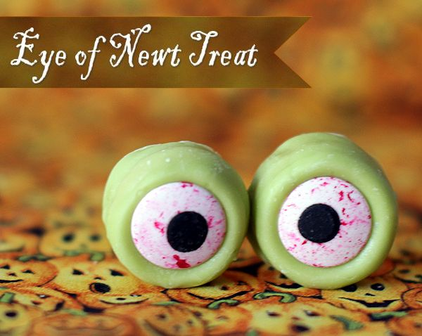 eye of newt recipe