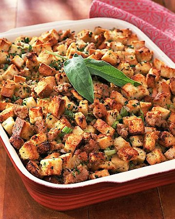 Low Calorie Thanksgiving Stuffing Recipe