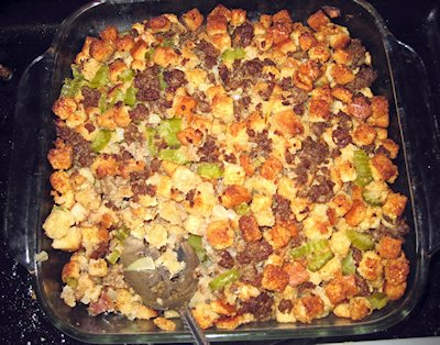 Dad's Stuffing Recipe