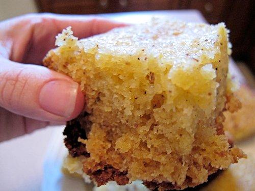 Crockpot Pound Cake Recipe