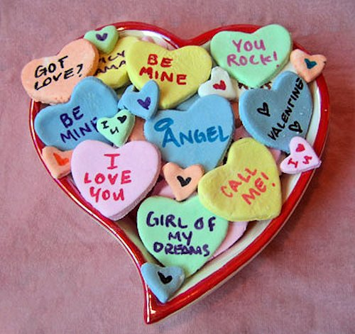 18 Conversation Heart Recipes | Mother's Home