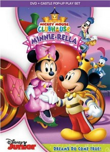 Mickey Mouse Clubhouse Minnie-Rella