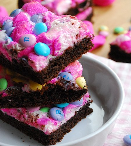 Peeps Candy Bars