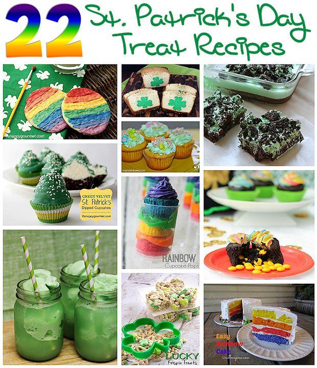 22 St. Patrick's Day Treat Recipes