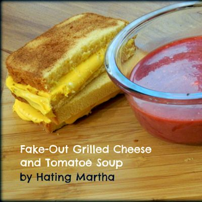 Fake-Out Grilled Cheese