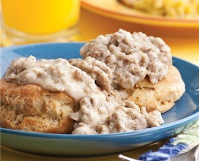 Slow Cooker Sausage Gravy