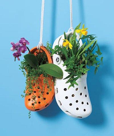Croc Planters