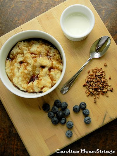 Crockpot Breakfast Quinoa