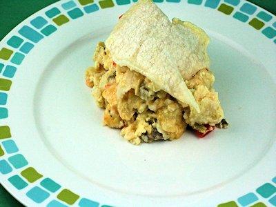 Slow Cooker Mexican Breakfast Casserole