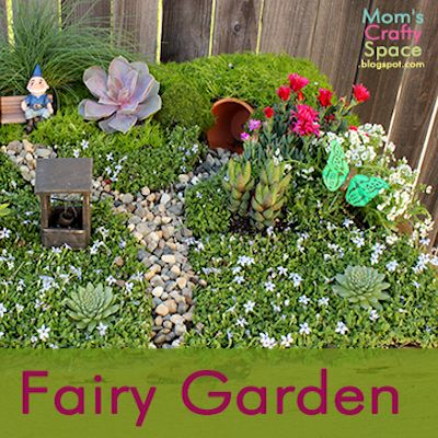 15 DIY Fairy Garden Ideas | Mother\'s Home