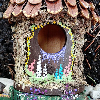 DIY Fairy Garden Ideas Mothers Home - Fairy house ideas diy