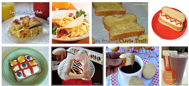 Fun and Easy Breakfast Ideas