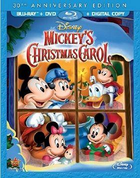 Mickey's Christmas Carol movie