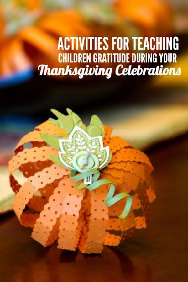 4 Activities for Teaching Children Gratitude