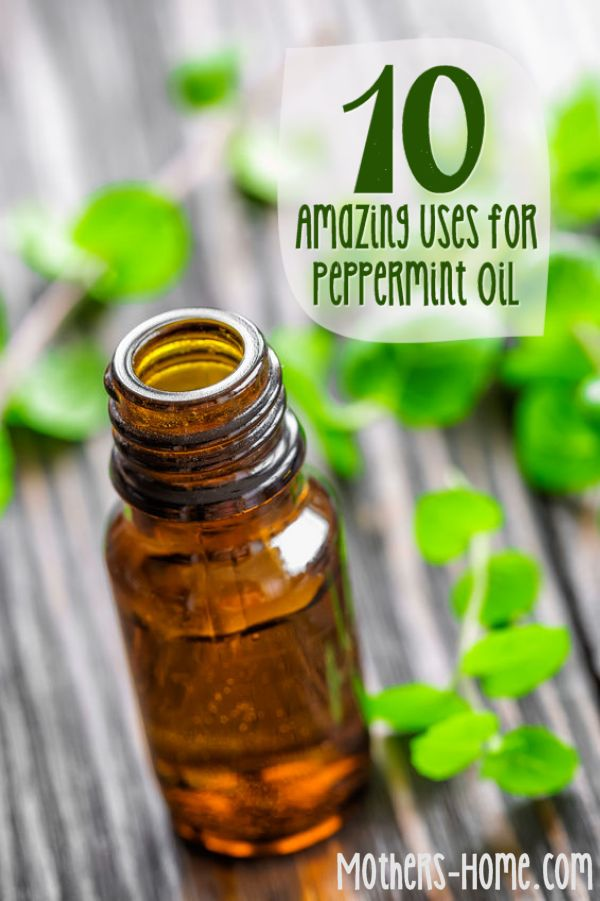10 Amazing Uses for Peppermint Oil