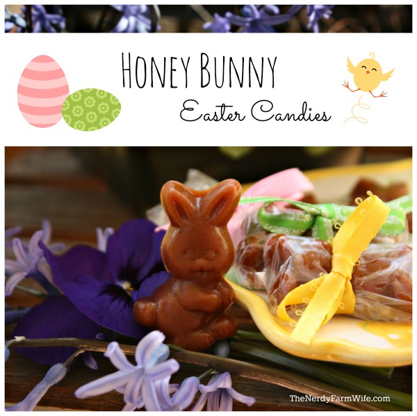 Honey Bunny Easter Candy Recipe