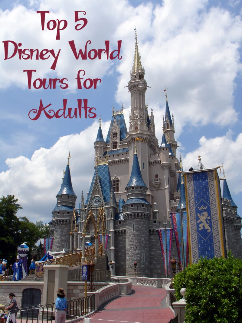 Top 5 Disney World Tours for Adults