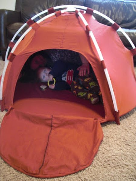 14 Diy Forts And Play Houses Mother S Home