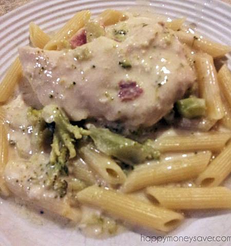 Slowcook Chicken Broccoli Alfredo Recipe