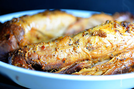 Honey Soy Pork Tenderloin Recipe