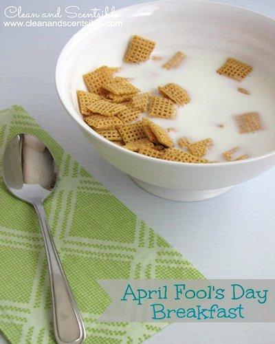 Frozen Breakfast Cereal