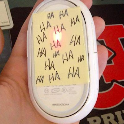 mouse prank